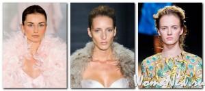 Естественный макияж на 2012 год