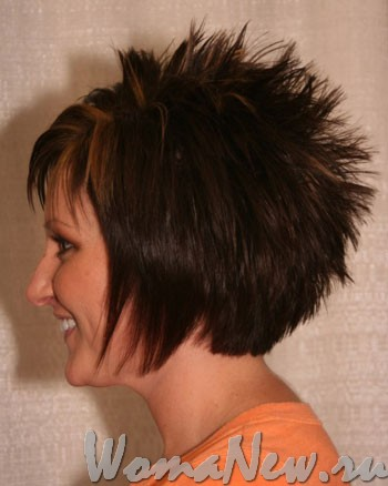 креативная причёска