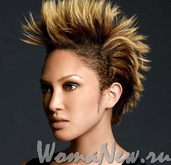 ирокез женский