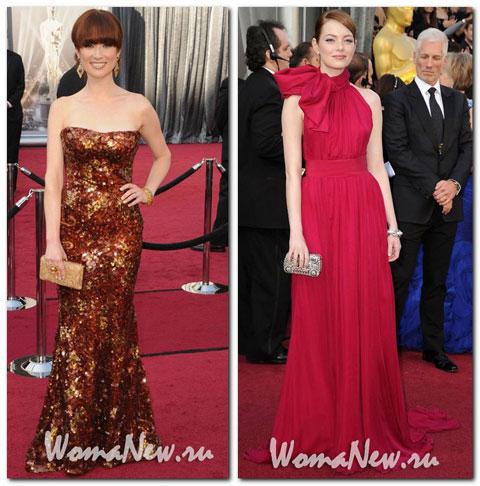 Оскар 2012 платье элли кэмпер