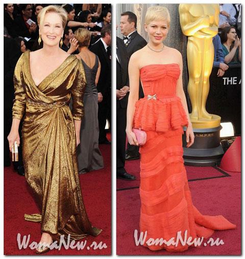 Мерил Стрип Оскар 2012