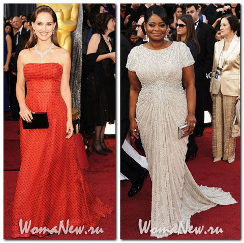 натали портман Оскар 2012