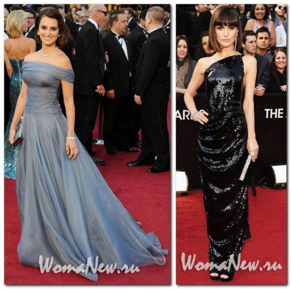 пенелопа Круз Оскар 2012