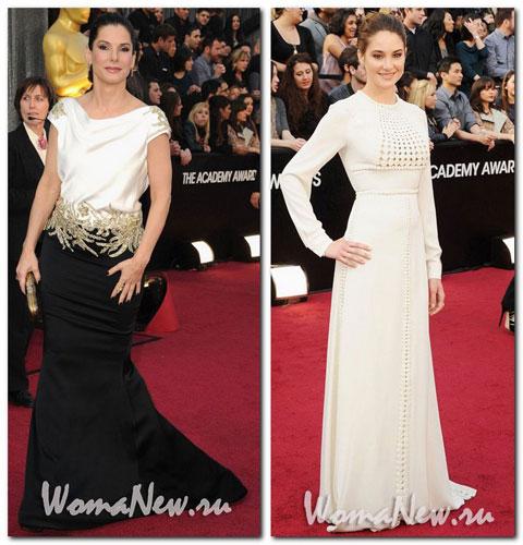 сандра баллок Оскар 2012