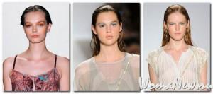 яркие тени макияж 2012 года
