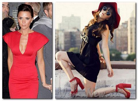 Красная одежда. Вся прелесть и опасность.