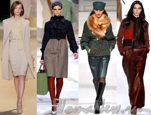 Модные юбки 2012. Основные тенденции.