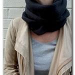 шарф круговой