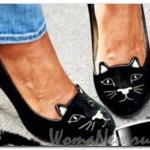 туфли котики