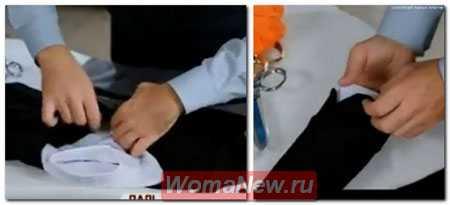 переделать платье своими руками