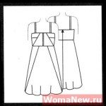 платья 46 размера