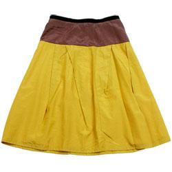 Три выкройки юбок на кокетке.