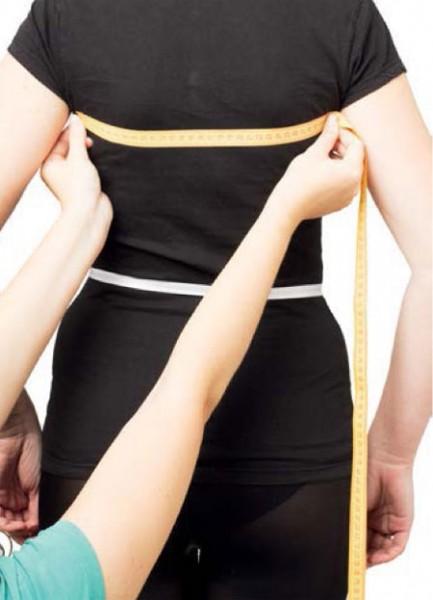 ширина спины