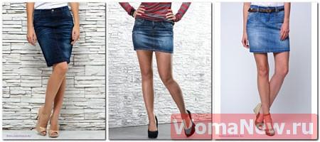 Джинсовые юбки выкройки фото