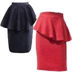 юбка и баска