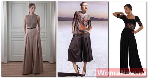 Модели юбок и брюк выкройки