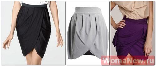 женская одежда каталог юбки