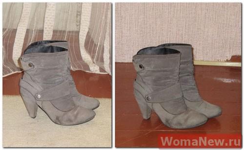 Как Покрасить Кожаные Туфли