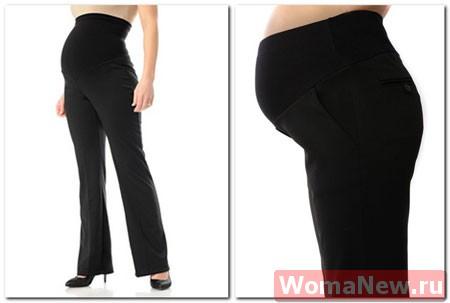 для беременных брюки