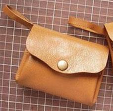 Простая выкройка кожаной сумки, фото и видео мастер класс.