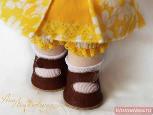 туфли для куклы11