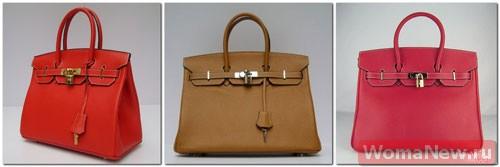 сумка из кожи женская