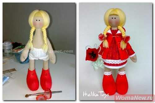 выкройка куклы5