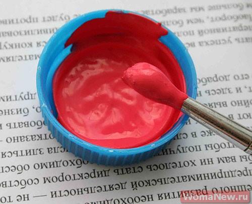 краска по ткани