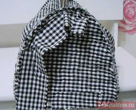 сшить сумку из ткани