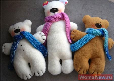 тильда медведи
