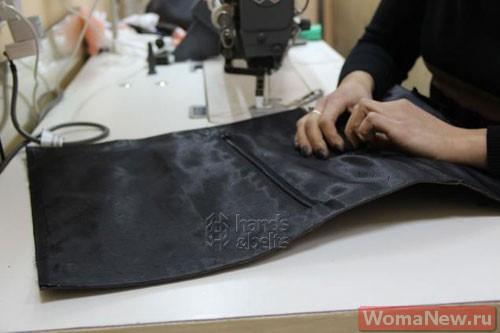 как сшить мужскую сумку