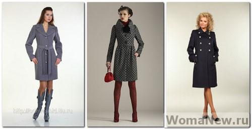 пальто женские как сшить