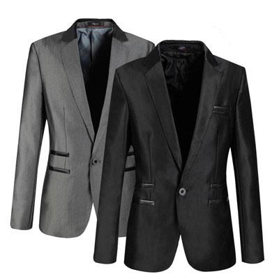 Выкройка модного мужского пиджака.