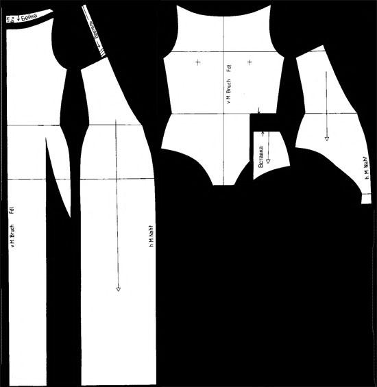 детали-кроя-длинное-платье