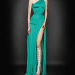 длинное-платье