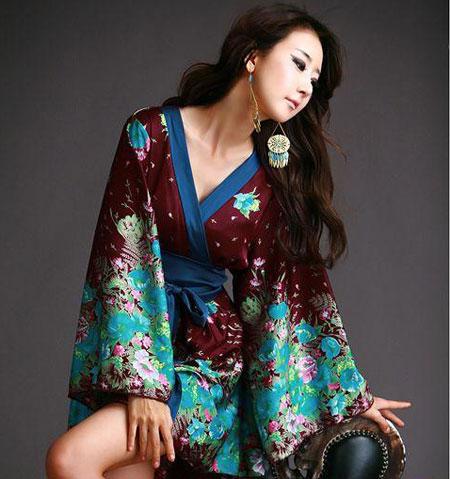 женское-кимоно
