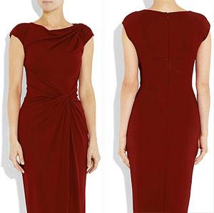 красное-платье