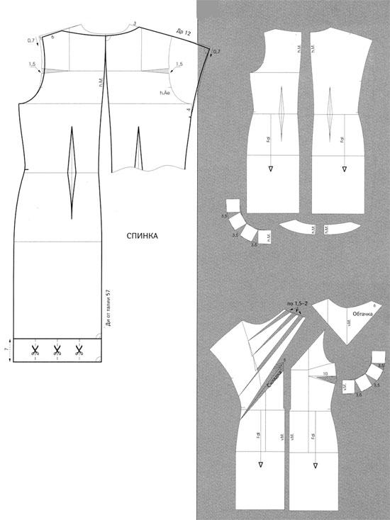 выкройка-платья-драпировка