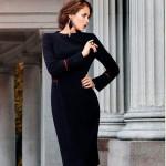 платье-черное