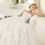 свадебное-платье