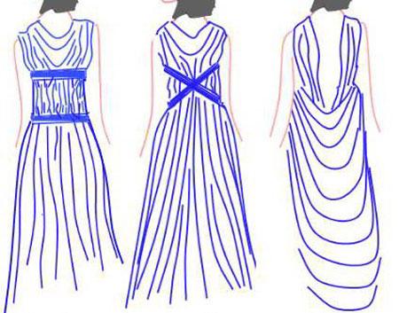 сшить платье