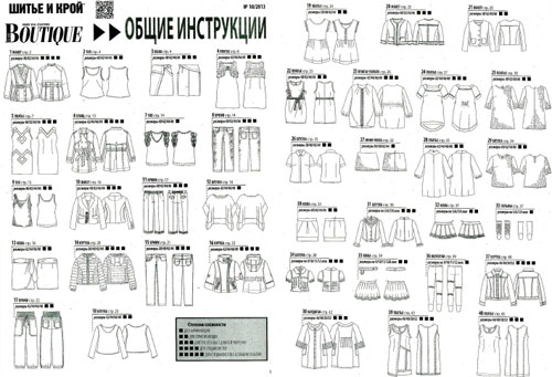 инструкции