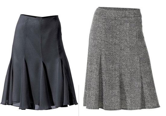 Как сшить юбку карандаш с завышенной талией