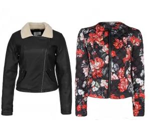 Модные женские куртки 2014.