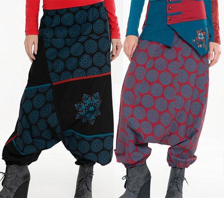 алладины женские брюки