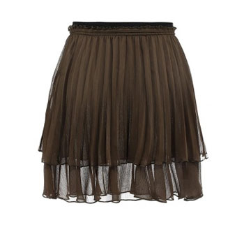 Выкройка интересной юбки двойное солнце.