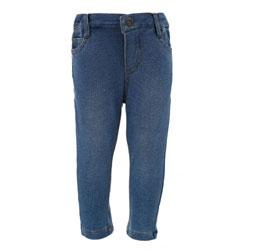 Выкройка джинсовых брюк для мальчика.