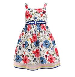 Как сшить платье для девочки, видео.