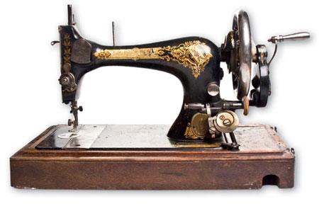 механическая швейная машина