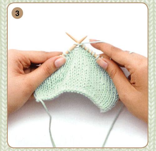 стили вязания